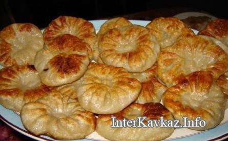 Грузинские хинкали рецепт с фото