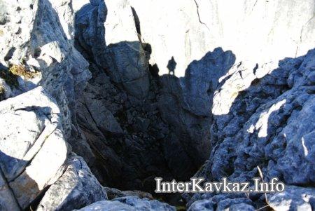 Пещера шахта Абсолютная