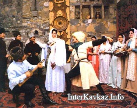 Традиции кавказской свадьбы